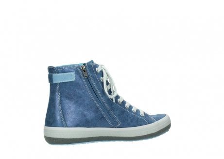 wolky lace up shoes 01225 biker 70800 blue leather_11