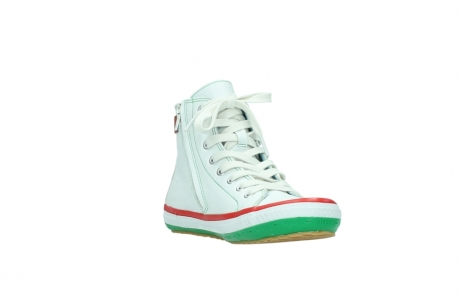 wolky lace up shoes 01225 biker 90120 offwhite leather_17