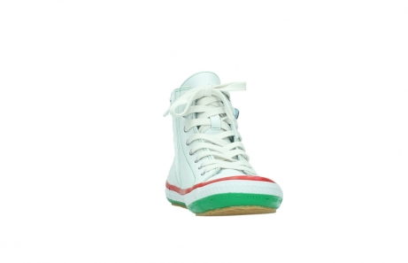 wolky lace up shoes 01225 biker 90120 offwhite leather_18