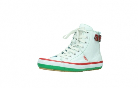 wolky lace up shoes 01225 biker 90120 offwhite leather_22