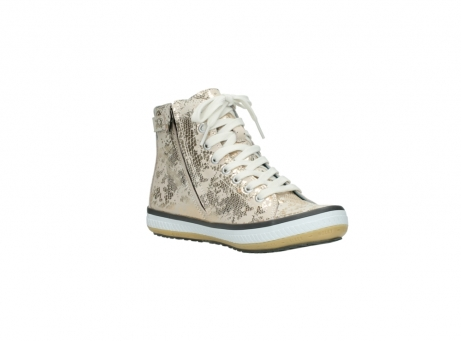wolky chaussures a lacets 01225 biker 90140 cuir doree_16