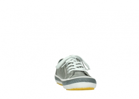 wolky lace up shoes 01227 giro 30200 grey leather_18