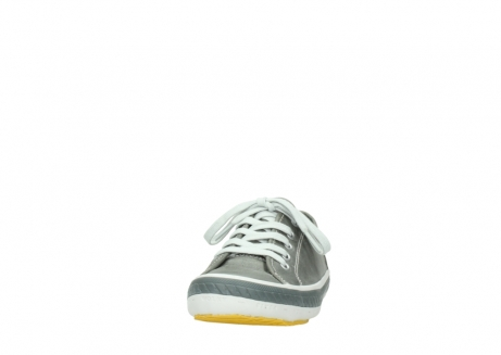 wolky lace up shoes 01227 giro 30200 grey leather_20