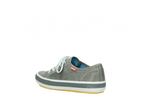 wolky lace up shoes 01227 giro 30200 grey leather_4