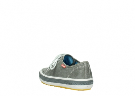 wolky lace up shoes 01227 giro 30200 grey leather_5