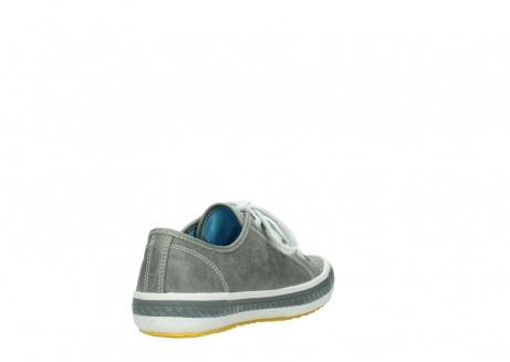 wolky lace up shoes 01227 giro 30200 grey leather_9