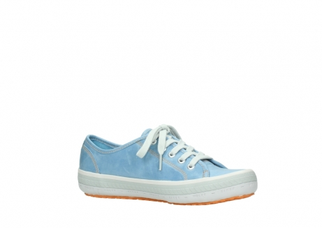 wolky lace up shoes 01227 giro 30840 jeans leather_15