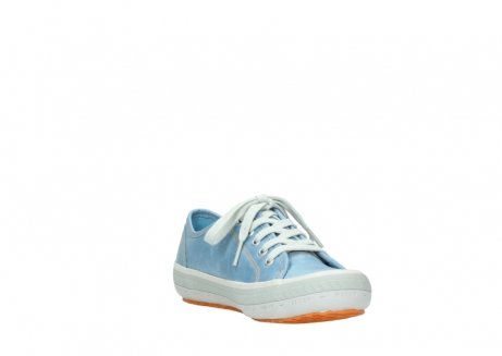 wolky lace up shoes 01227 giro 30840 jeans leather_17