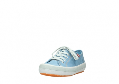 wolky lace up shoes 01227 giro 30840 jeans leather_21