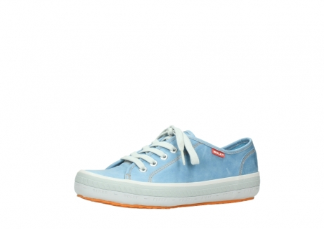 wolky lace up shoes 01227 giro 30840 jeans leather_23