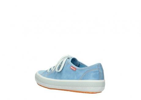 wolky lace up shoes 01227 giro 30840 jeans leather_4