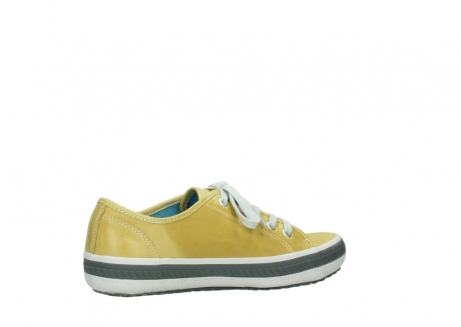 wolky lace up shoes 01227 giro 30920 light yellow leather_11