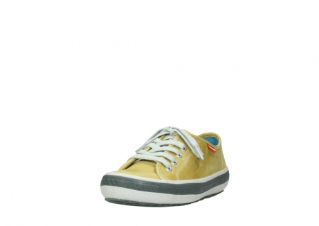 wolky lace up shoes 01227 giro 30920 light yellow leather_21