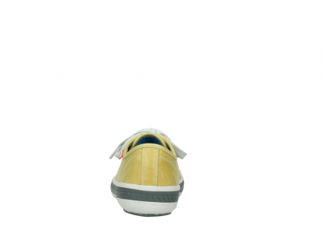 wolky lace up shoes 01227 giro 30920 light yellow leather_7