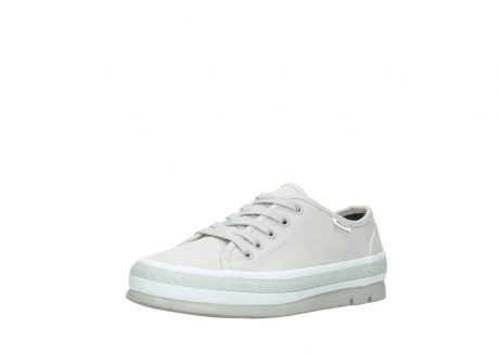 wolky lace up shoes 01230 linda 96206 light grey sand canvas_22