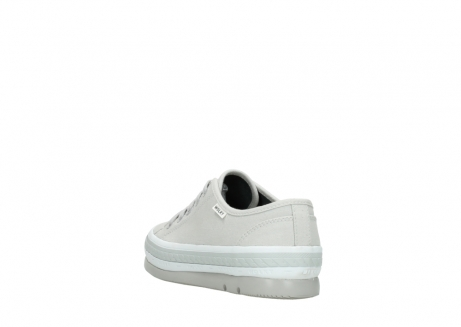 wolky lace up shoes 01230 linda 96206 light grey sand canvas_5