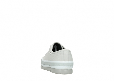 wolky lace up shoes 01230 linda 96206 light grey sand canvas_6