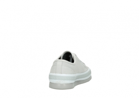 wolky lace up shoes 01230 linda 96206 light grey sand canvas_8