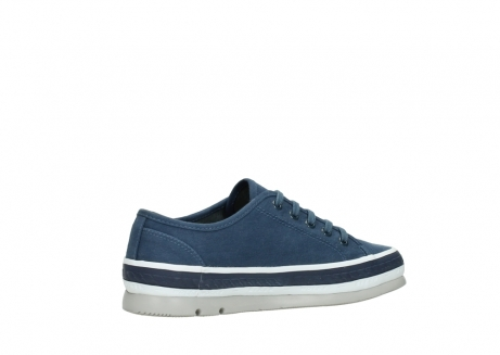 wolky lace up shoes 01230 linda 96830 navyblue canvas_11