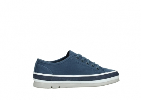 wolky lace up shoes 01230 linda 96830 navyblue canvas_12