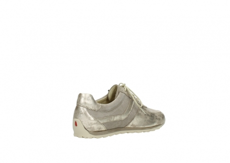 wolky chaussures a lacets 01402 morgan 10190 nubuck champagne_10