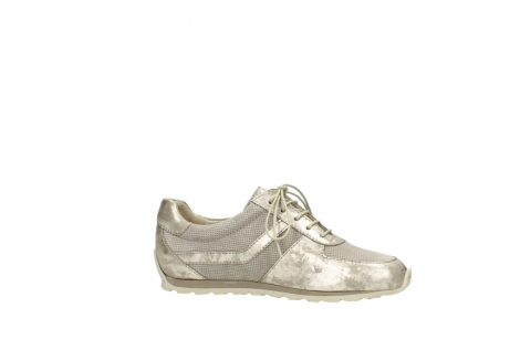 wolky chaussures a lacets 01402 morgan 10190 nubuck champagne_14