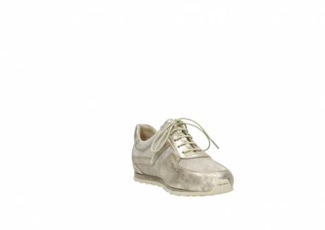 wolky chaussures a lacets 01402 morgan 10190 nubuck champagne_17
