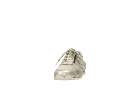 wolky chaussures a lacets 01402 morgan 10190 nubuck champagne_20