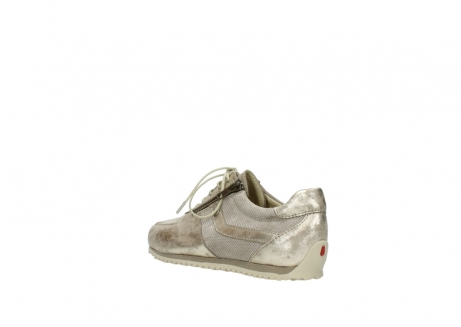 wolky chaussures a lacets 01402 morgan 10190 nubuck champagne_4