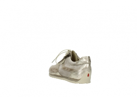 wolky chaussures a lacets 01402 morgan 10190 nubuck champagne_5