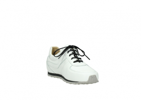 wolky veterschoenen 01402 morgan 70100 wit leer_17