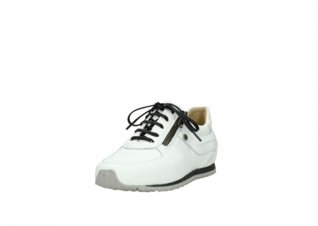 wolky veterschoenen 01402 morgan 70100 wit leer_21