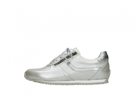 wolky lace up shoes 01402 morgan 81130 silver leather_1