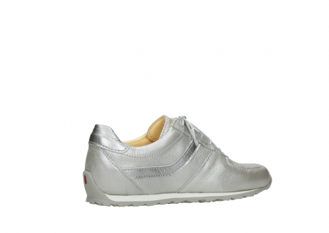 wolky lace up shoes 01402 morgan 81130 silver leather_11