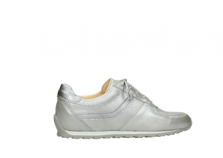 wolky lace up shoes 01402 morgan 81130 silver leather_12