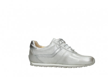 wolky lace up shoes 01402 morgan 81130 silver leather_14