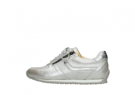 wolky lace up shoes 01402 morgan 81130 silver leather_2