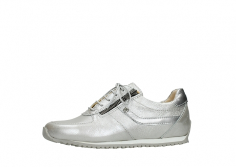 wolky lace up shoes 01402 morgan 81130 silver leather_24