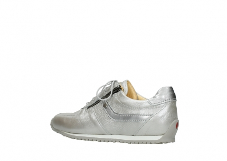 wolky lace up shoes 01402 morgan 81130 silver leather_3