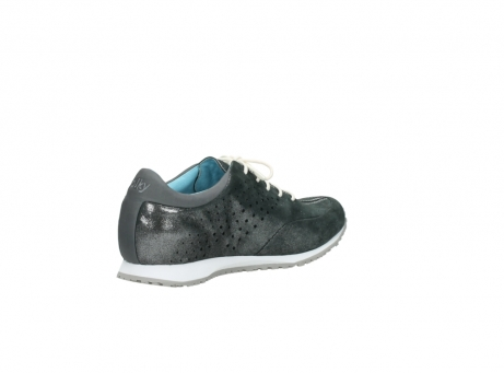 wolky chaussures a lacets 01481 elland 10210 cuir anthracite_10
