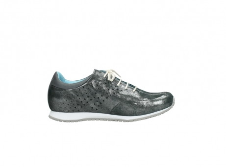 wolky lace up shoes 01481 elland 10210 anthracite metallic leather_13
