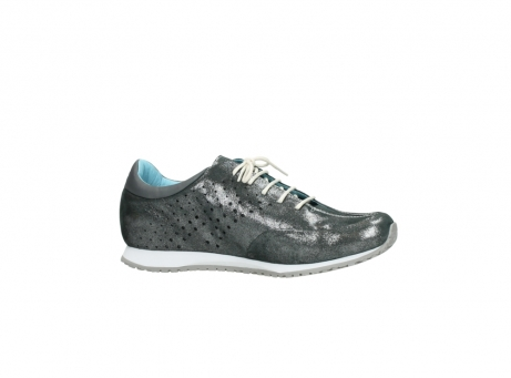 wolky lace up shoes 01481 elland 10210 anthracite metallic leather_14