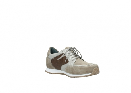 wolky lace up shoes 01482 ewood 40150 taupe suede_16