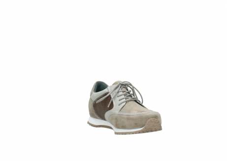 wolky lace up shoes 01482 ewood 40150 taupe suede_17