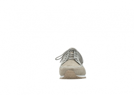 wolky lace up shoes 01482 ewood 40150 taupe suede_19