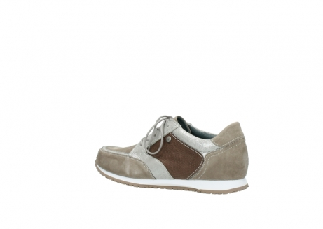 wolky lace up shoes 01482 ewood 40150 taupe suede_3