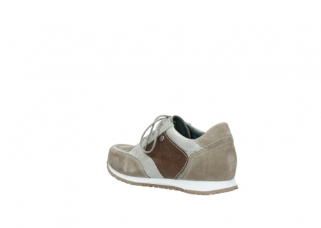 wolky lace up shoes 01482 ewood 40150 taupe suede_4