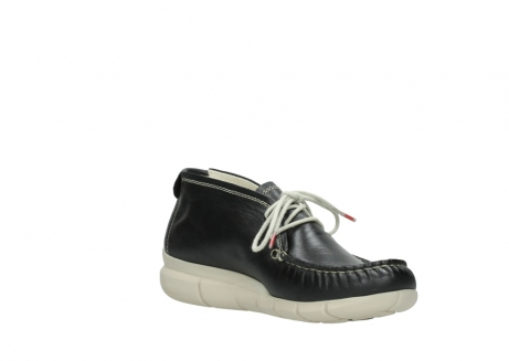 wolky chaussures a lacets 01501 ottawa 70000 cuir noir_16