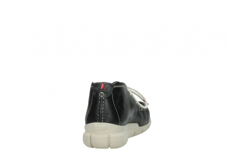 wolky lace up shoes 01501 ottawa 70000 black leather_8