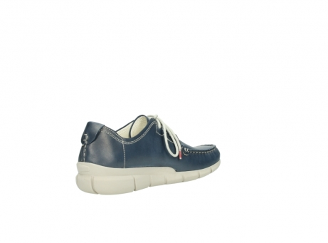 wolky lace up shoes 01502 tunica 80870 blue leather_10